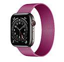 Браслет BeWatch для Apple Watch series 3 | 4 | 5 | 6 с шириной корпуса 38 | 40 мм Ремешок миланская петля, фото 2