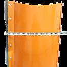 Лопата відвал до мотоблоку 1,5 м ТМ Булат ( для мотоблоків з повітряним і водяним охолодженням), фото 5