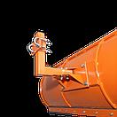 Лопата отвал к мотоблоку 1,5 м ТМ Булат ( для мотоблоков с воздушным и водяным охлаждением), фото 6