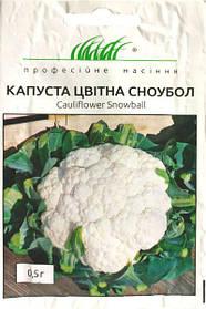 Семена цветной капусты Сноу Бол  0,5 г United Genetics