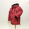 Детские зимние куртки и пуховики для мальчиков на меху размер 98-134, фото 2