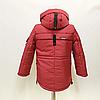 Детские зимние куртки и пуховики для мальчиков на меху размер 98-134, фото 3