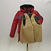 Детские зимние куртки и пуховики для мальчиков на меху размер 98-134, фото 4