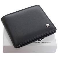 Мужской кожаный кошелек F. Leather Collection