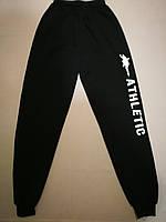 Меланжевые спортивные штаны на байке для  мальчика на 13, 14, 15, 16  лет, фото 1