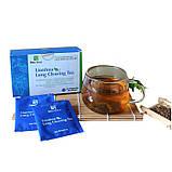 Китайский чай для очищения легких lianhua lung Сlearing Tea от инфекций, фото 2