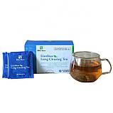 Китайский чай для очищения легких lianhua lung Сlearing Tea от инфекций, фото 4