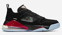 Баскетбольные кроссовки Jordan Mars 270 Low Black/Camo Реплика, фото 1