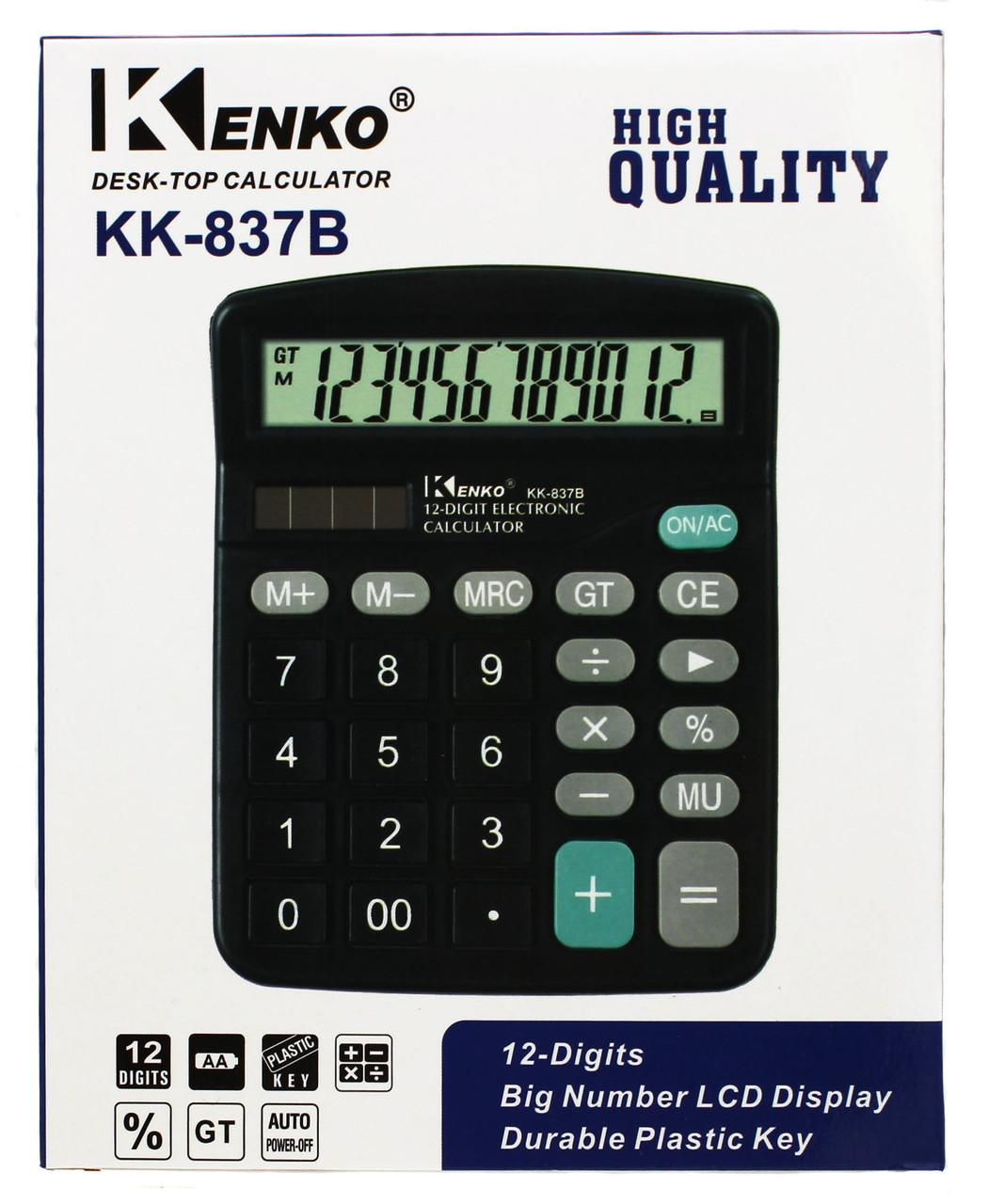 Калькулятор GA837
