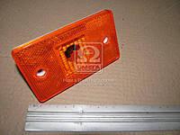 Фонарь габаритный бок. груз. авто, автобусы, прицепы 24В (оранжевый) <ДК> 4462.3731-02 (0237826744)