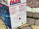 Лазерный уровень AlFa ALNL01 красный луч нивелир 5 линий, фото 8