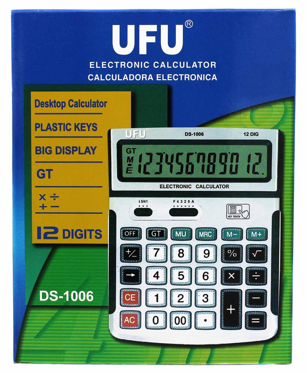 Калькулятор UFO DS-1006