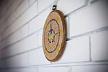 Вышитая картина в пяльцах с компасом ., фото 3