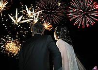 Весільні феєрверки