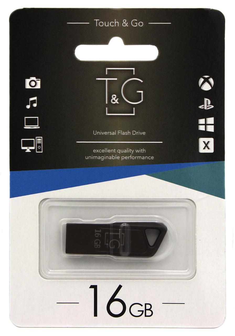 USB флеш T&G 16GB/ TG114-16G (Гарантия 3года)