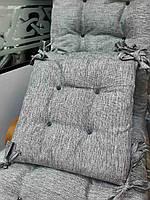 Подушки декоративные для стульев 40 на 40