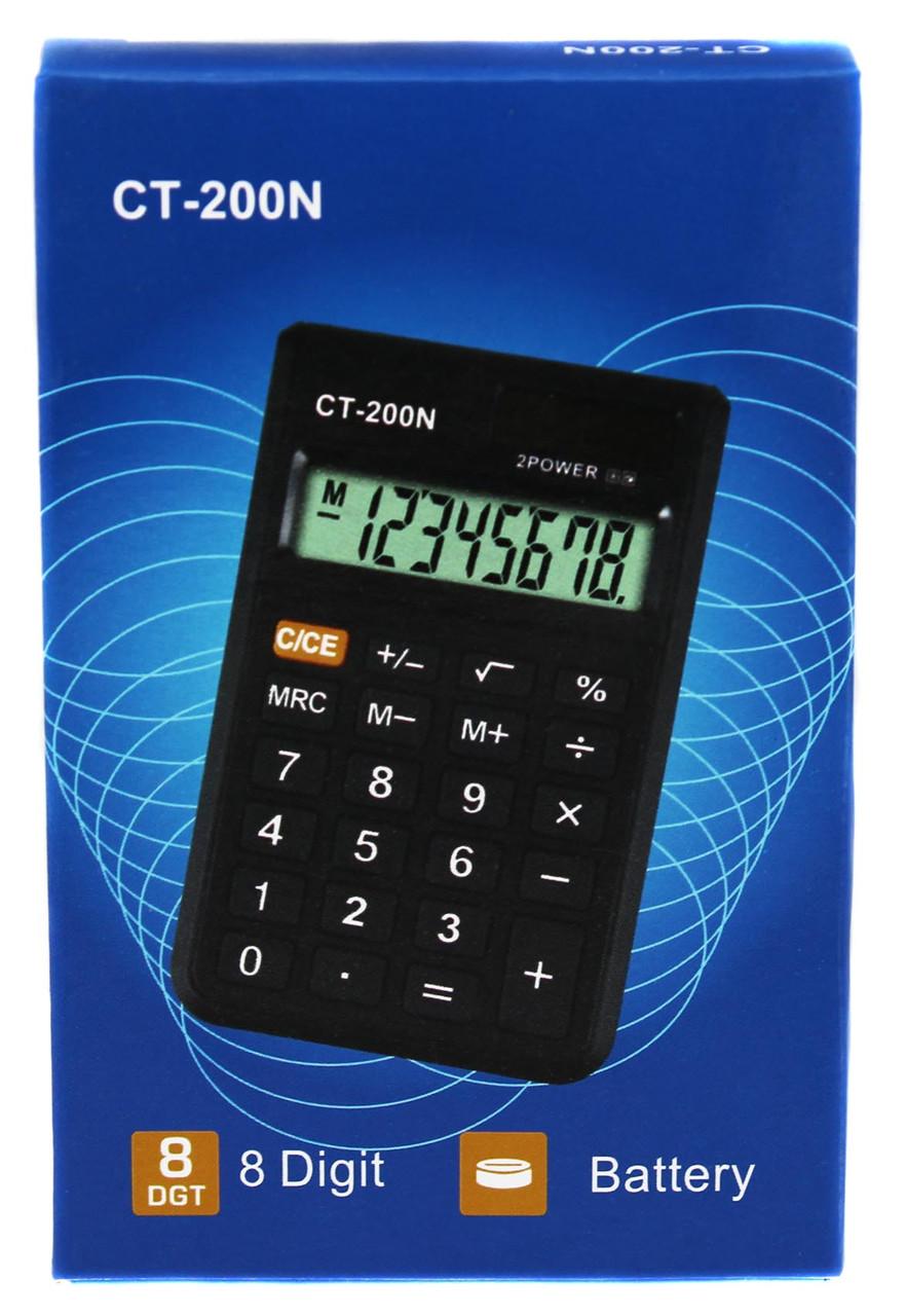 Калькулятор Книжка CT-200N
