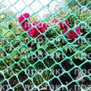 Сетка пластиковая (ромб) 1,5*25м (ячейка 30*30мм)