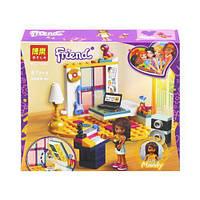 """Конструктор """"Friend: комната Мэнди"""", 87 дет, BELA, детские конструкторы,конструктор для мальчиков,конструктор"""
