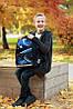 Школьный рюкзак для мальчика в 1-4 класс набор ранец пенал и сменка DeLune 10-008, фото 5