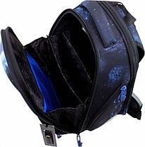 Школьный рюкзак для мальчика в 1-4 класс набор ранец пенал и сменка DeLune 10-008, фото 3