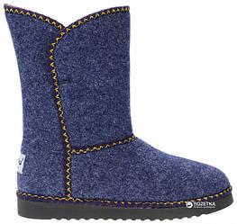 Угги Inblu EY44LG женские синие