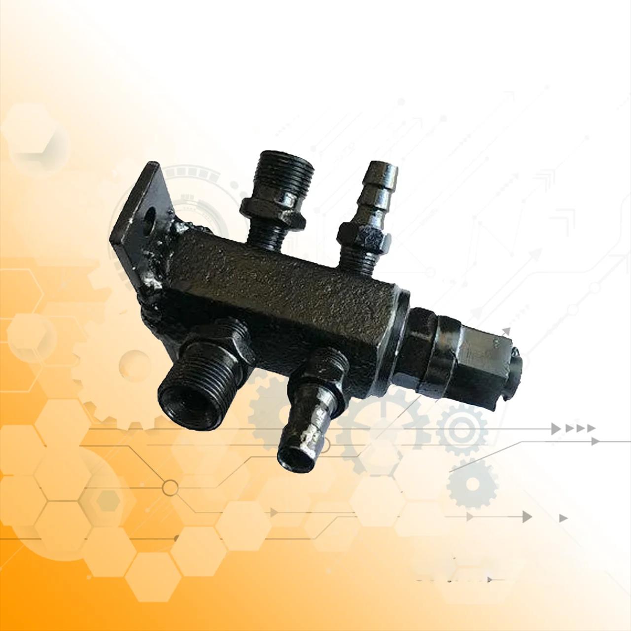 Розвантажувальний клапан ГУРа ЗІЛ-130 для установки НШ-10