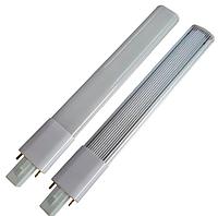 Светодиодная лампа G23 8Вт компактная 640LM 7000К, фото 1