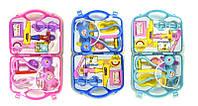 Набор доктора в чемодане,игровой набор врач,больничка, фото 1