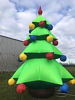 Надувная елка