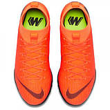 Детская футбольная обувь (сороконожки) Nike MercurialX SuperflyX 6 Academy GS TF, фото 2