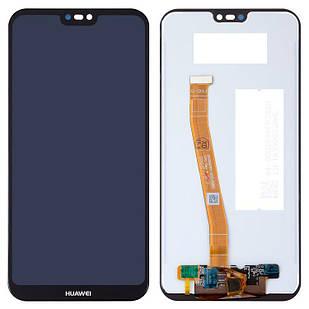 Модуль Huawei P20 Lite черный Original