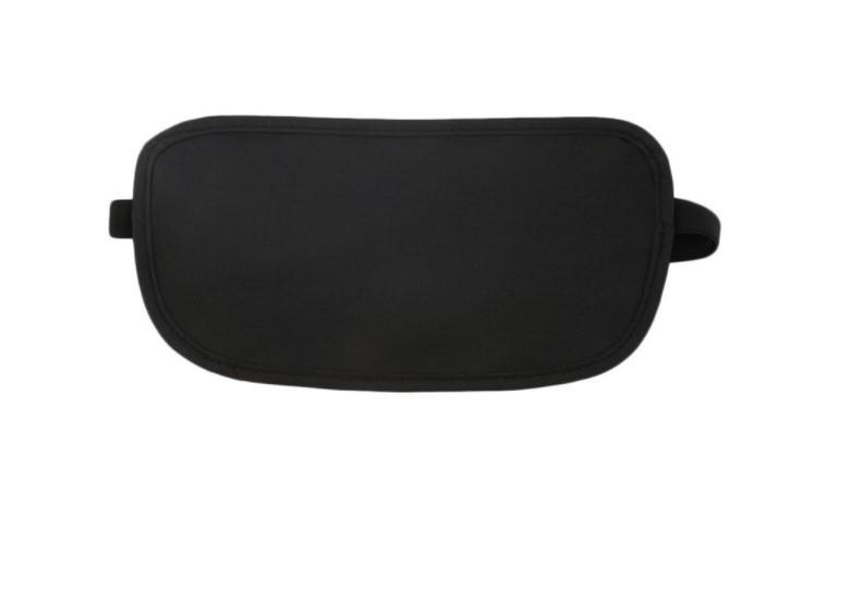 Сумка барсетка D9116 черная
