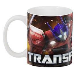 Кружка Трансформеры Transformers