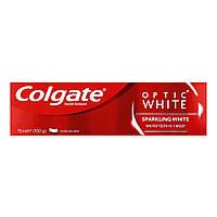 Зубная паста Colgate Optic White Sparkling White 75 мл (7891024124826)