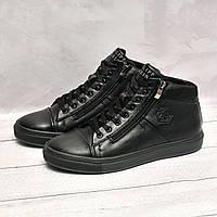 Philipp plein зимние ботинки на меху, фото 1