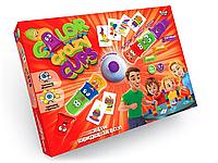 Настольная развлекательная игра Color Crazy Cups