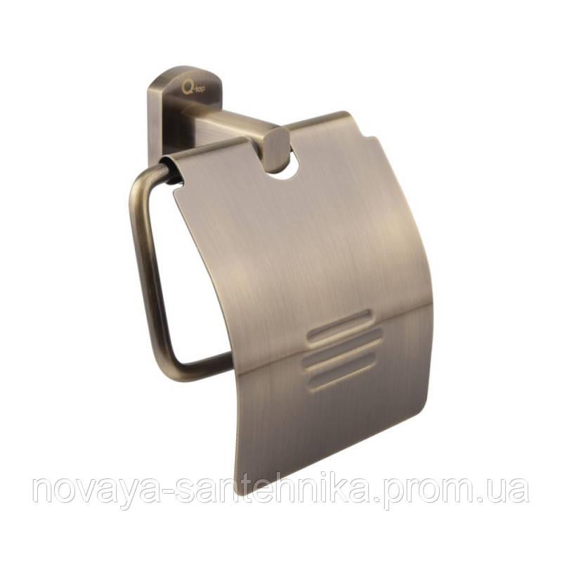 Держатель для туалетной бумаги Q-tap Liberty 1151 ANT