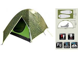 Палатка Norfin Ruffe 2 (NC-10101)