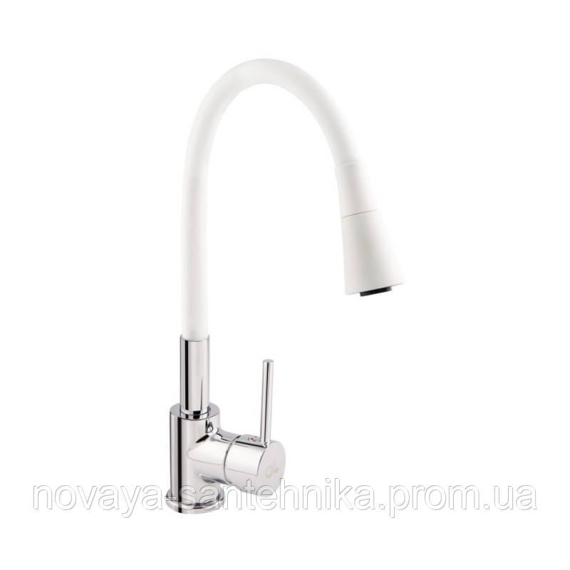 Смеситель для кухни с рефлекторным изливом Q-tap Spring CRW 007F-1