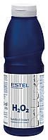 H2O2 Окислювач Estel De Luxe для волосся стабілізований 6% 500 мл