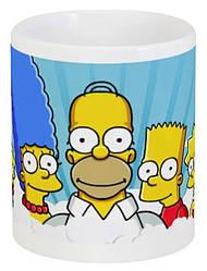 Кружки Симпсоны The Simpsons