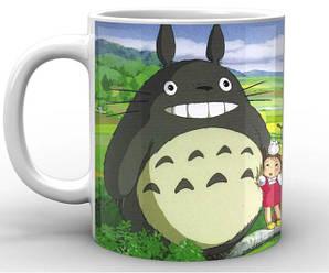 Кружки Мой Сосед Тоторо My Neighbor Totoro