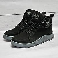 Ugg  Кожаные зимние ботинки, фото 1