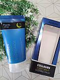 Маска ночная для лица с коллагеном FarmStay Collagen Every Night Sleeping Pack, 120ml, фото 5