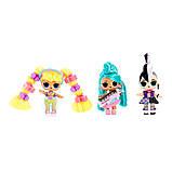 Кукла ЛОЛ Ремикс Музыкальный сюрприз / L.O.L. Surprise! Remix Hair Flip Dolls – 15 Surprises, фото 4