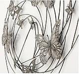 Настенный декор Бабочки h98см, фото 5