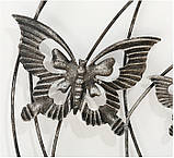 Настенный декор Бабочки h98см, фото 2