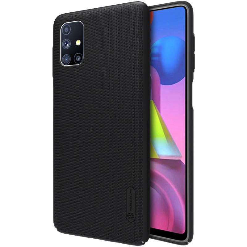 Nillkin Samsung Galaxy M51 Super Frosted Shield Black Чохол Накладка Бампер