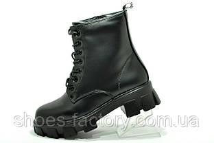 Женские ботинки в стиле Dr. Martens Доктор Мартинс Зимние